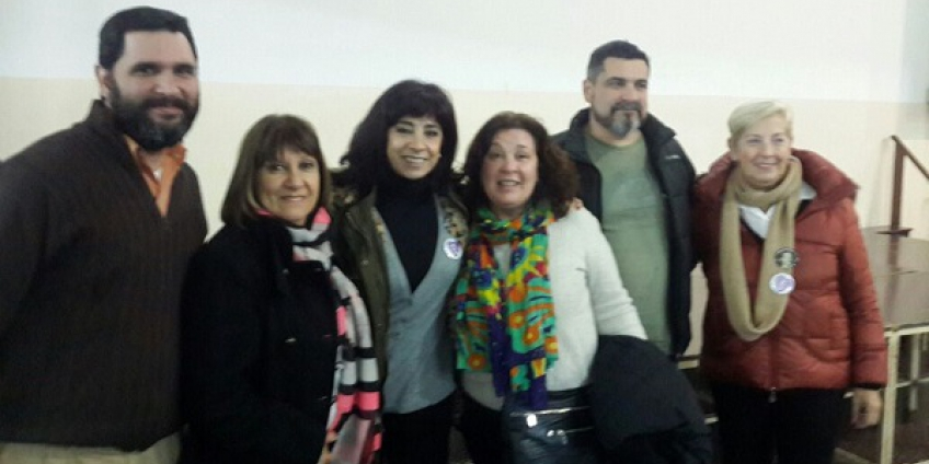 Visita al Instituto La Candelaria